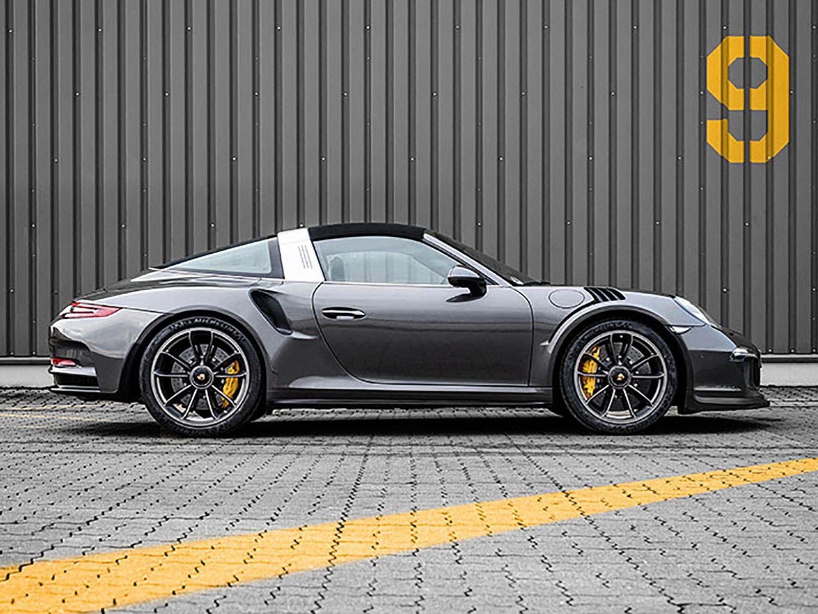 Porsche 911 GT3 RS Cabriolet