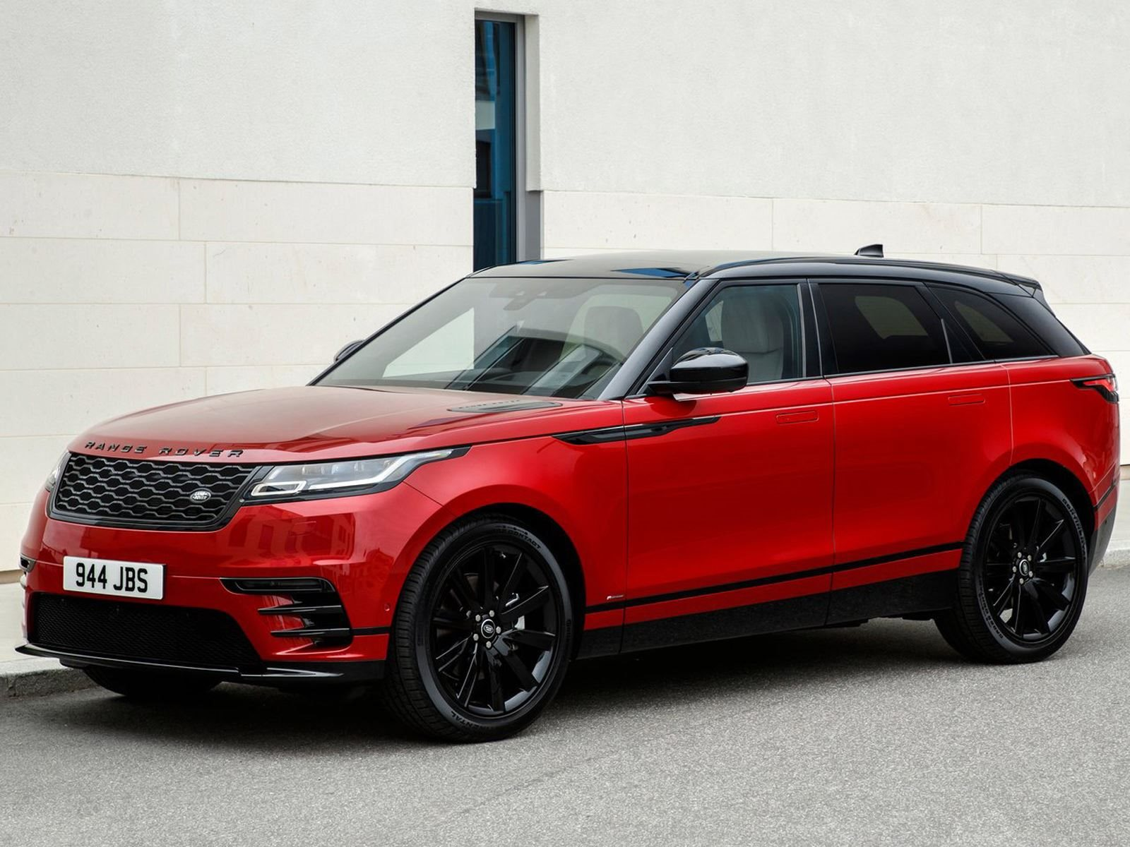 onderweg land rover range rover velar svr. Black Bedroom Furniture Sets. Home Design Ideas