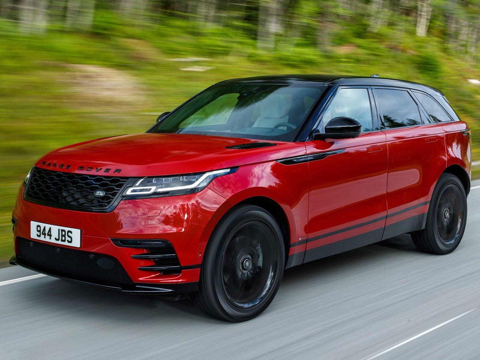 Onderweg Land Rover Range Rover Velar Svr Hartvoorautos Nl