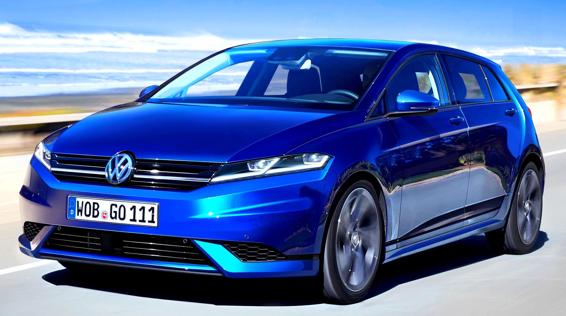 2018 Volkswagen Golf 8