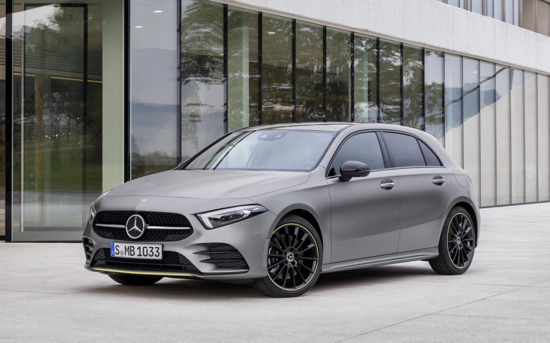 2018 Mercedes A