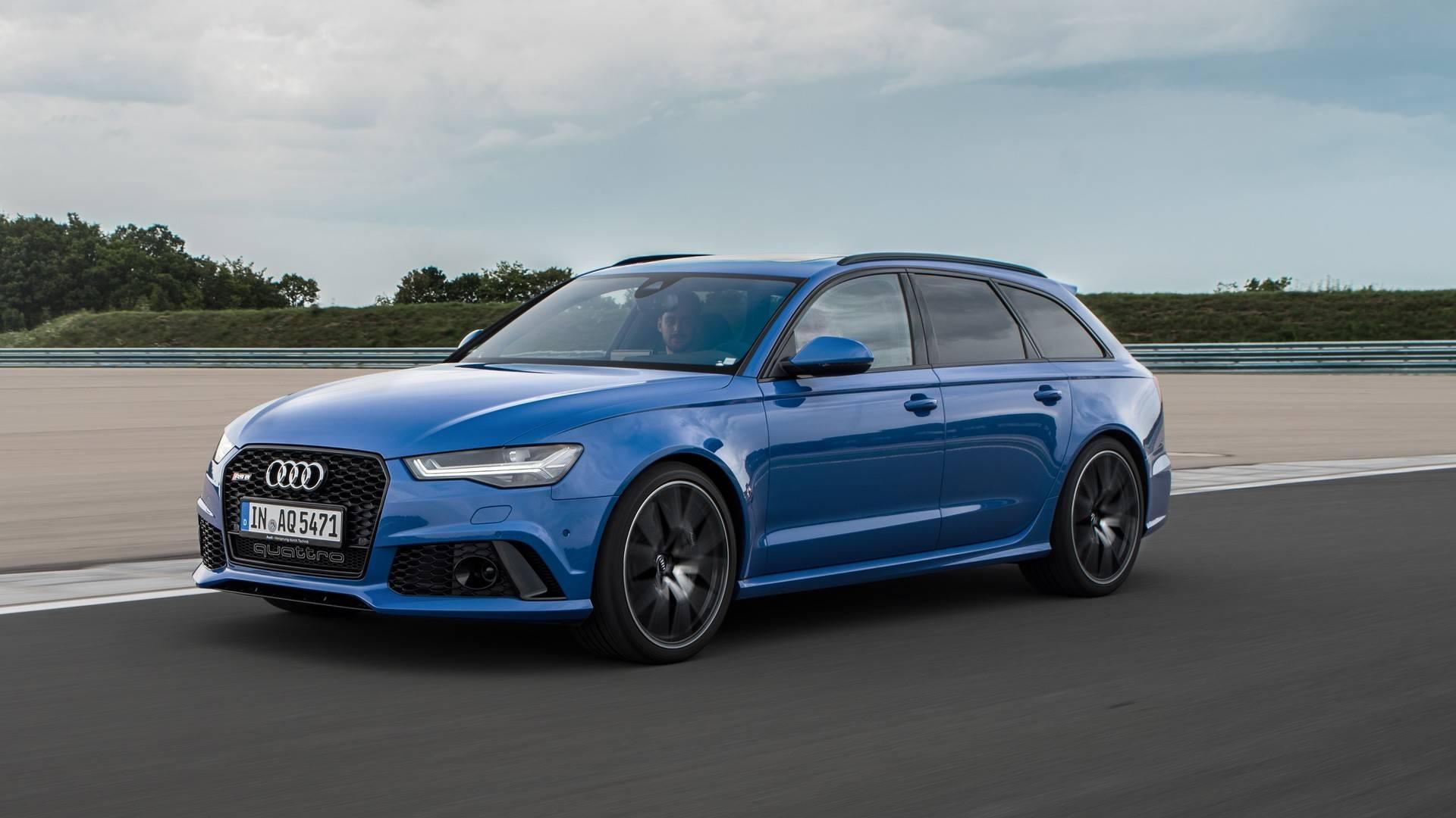 Audi rs4 avant wagon 12