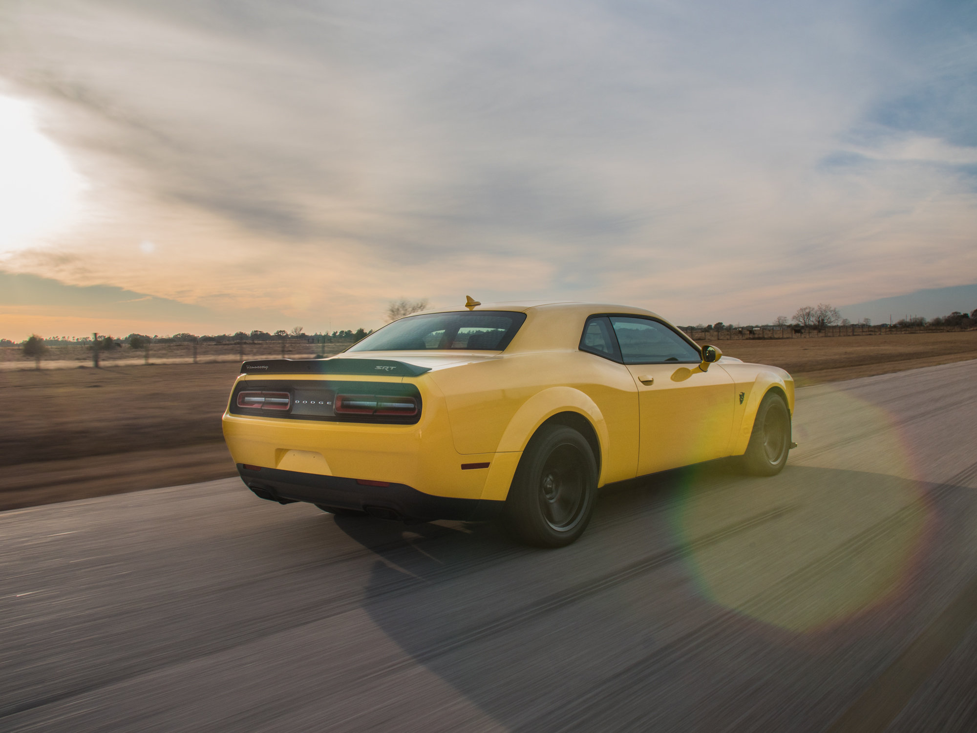 Dodge Demon Hennessey
