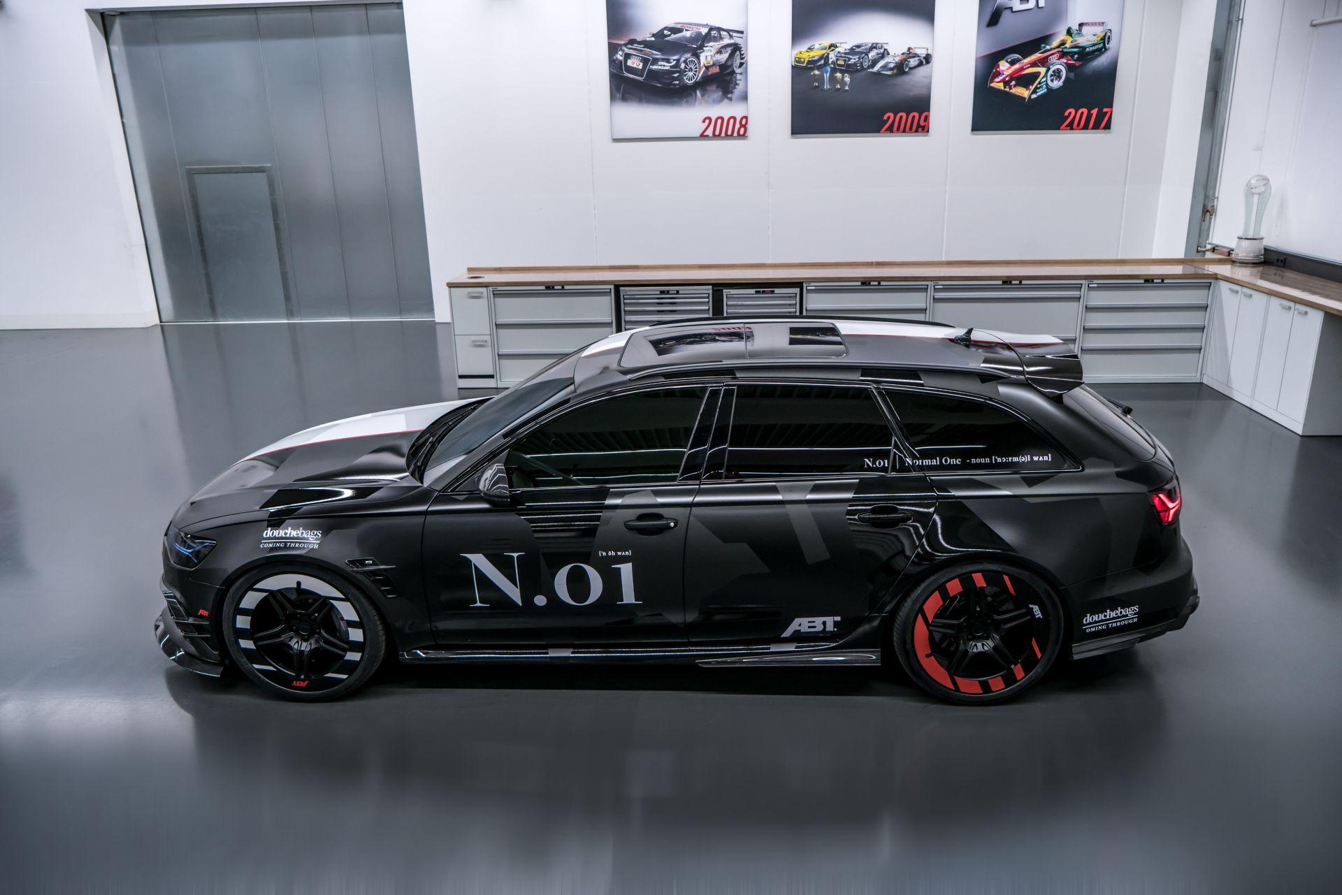 Jon Olsson Audi RS6