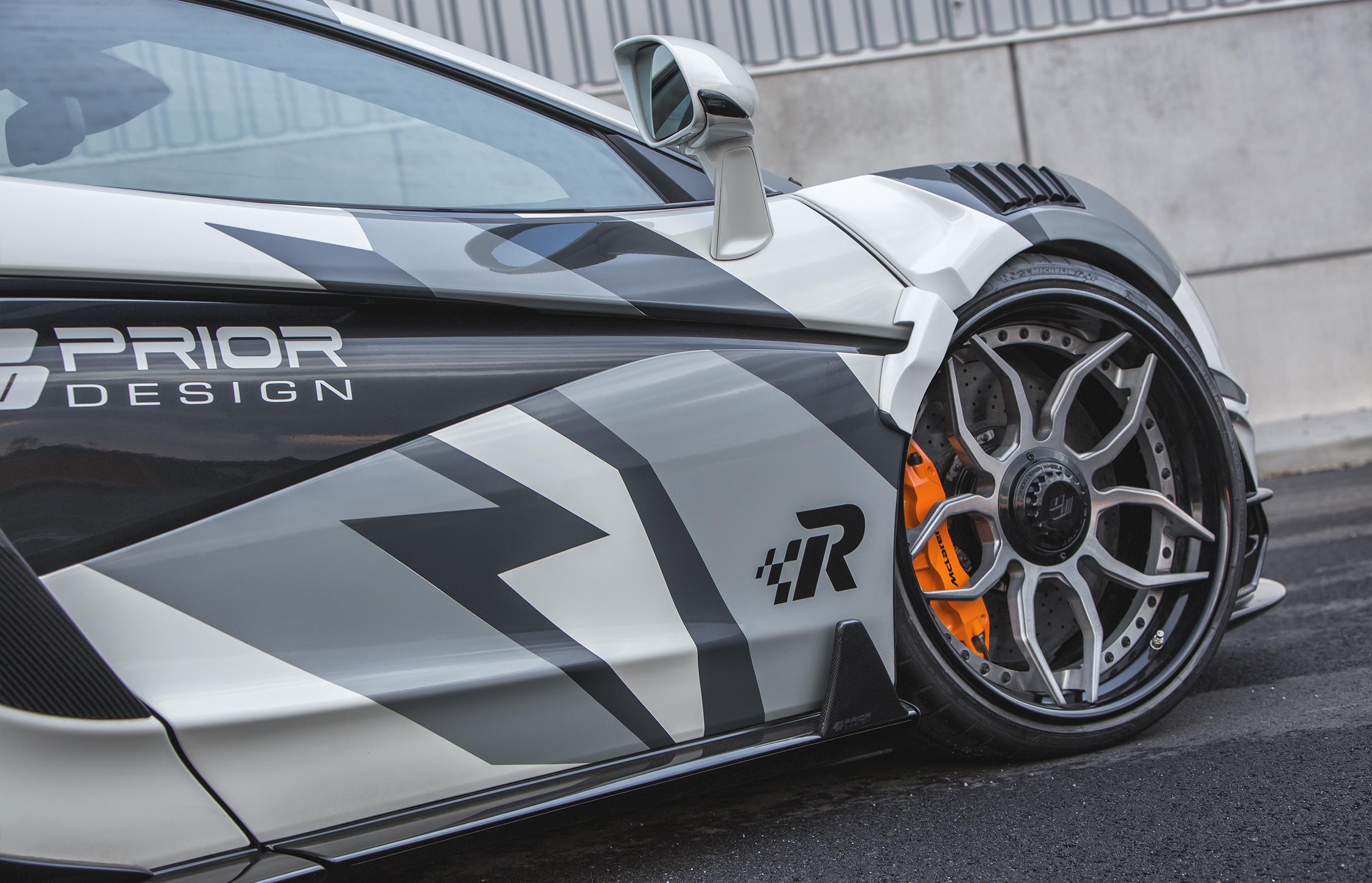 McLaren 570S Coupé by Prior-Design