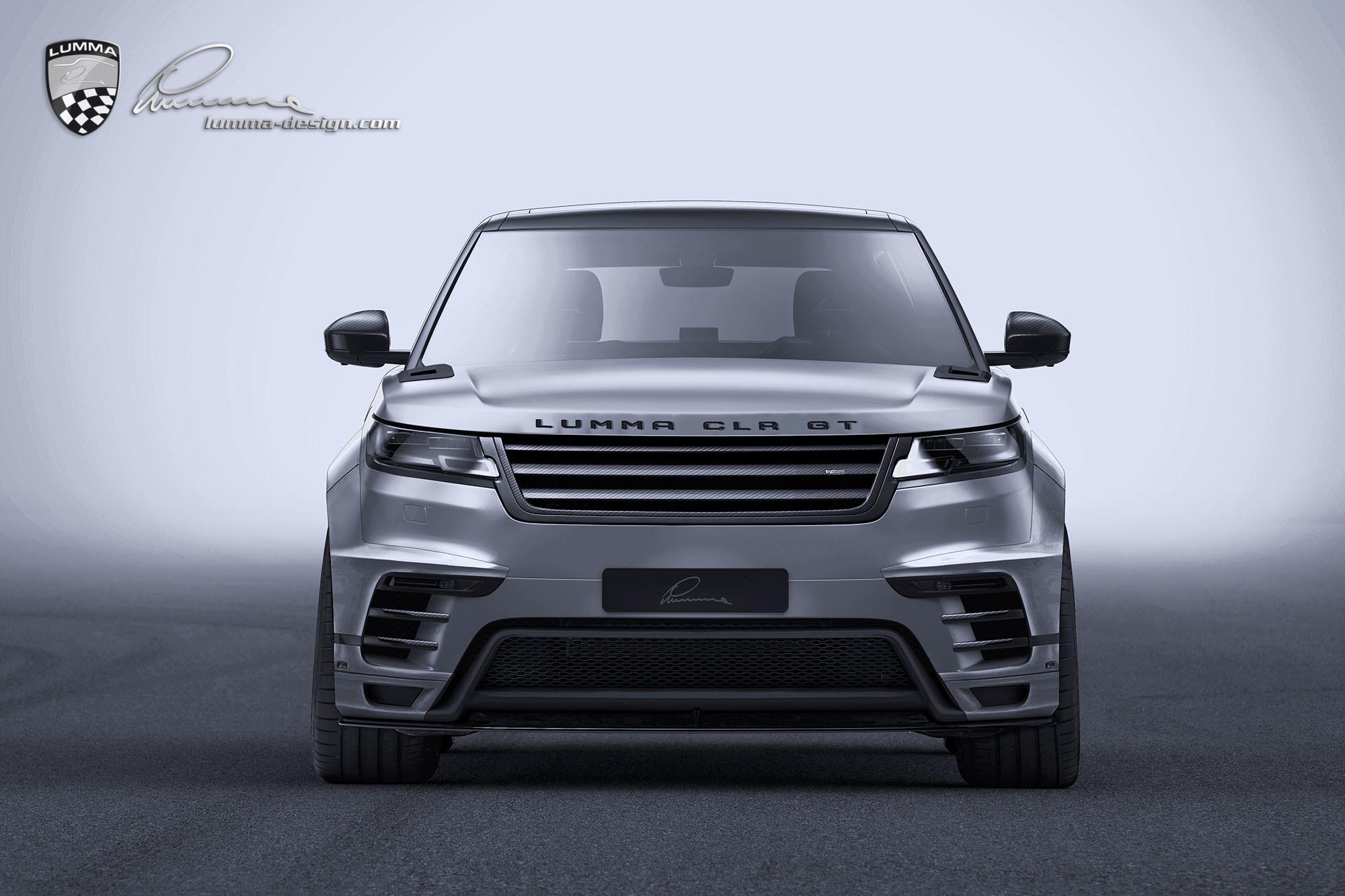Range Rover Velar Lumma CLR GT