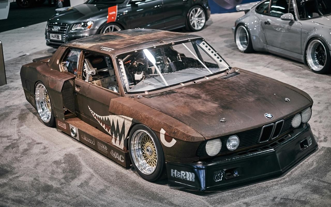 Rusty Slammington E28