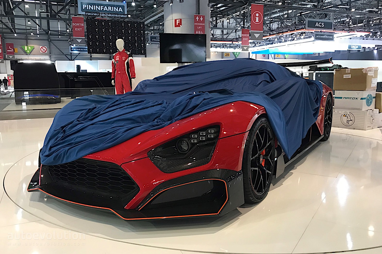 2018 Autosalon Genève