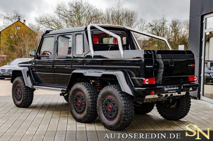 6x6 Brabus G63 AMG