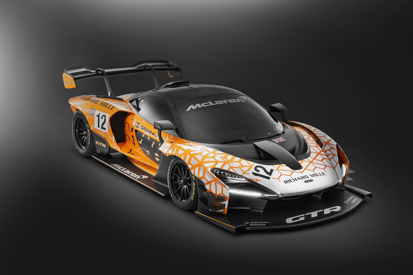 McLaren Senna GTR