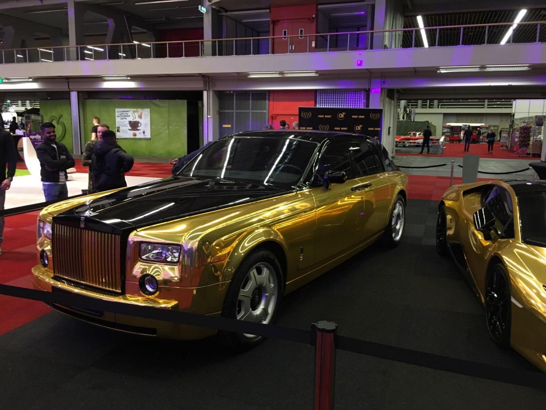 Rolls Royce Phantom Scoopmobiel