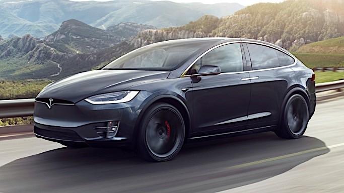 Tesla Model X-100D