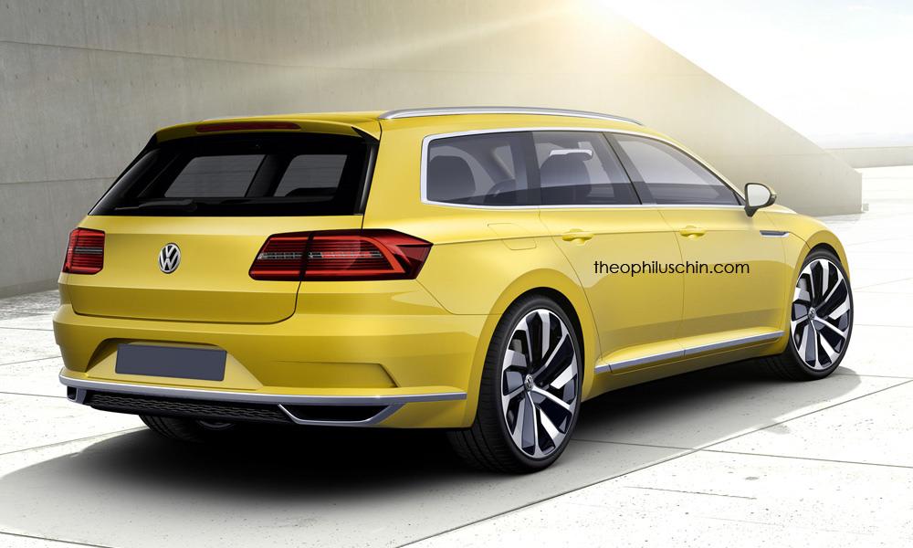 Volkswagen Arteon Shooting Brake