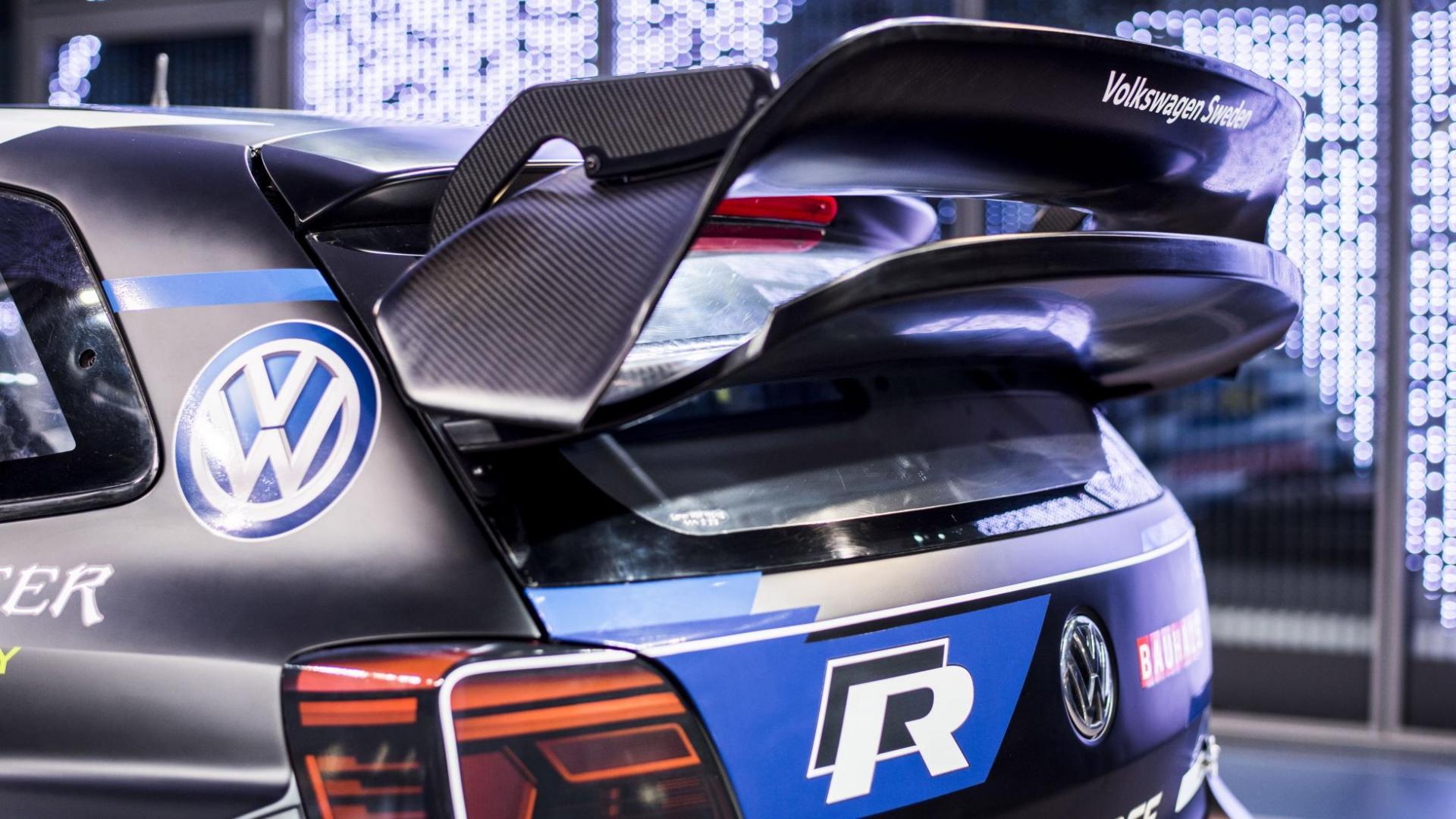 Volkswagen Polo R WRX