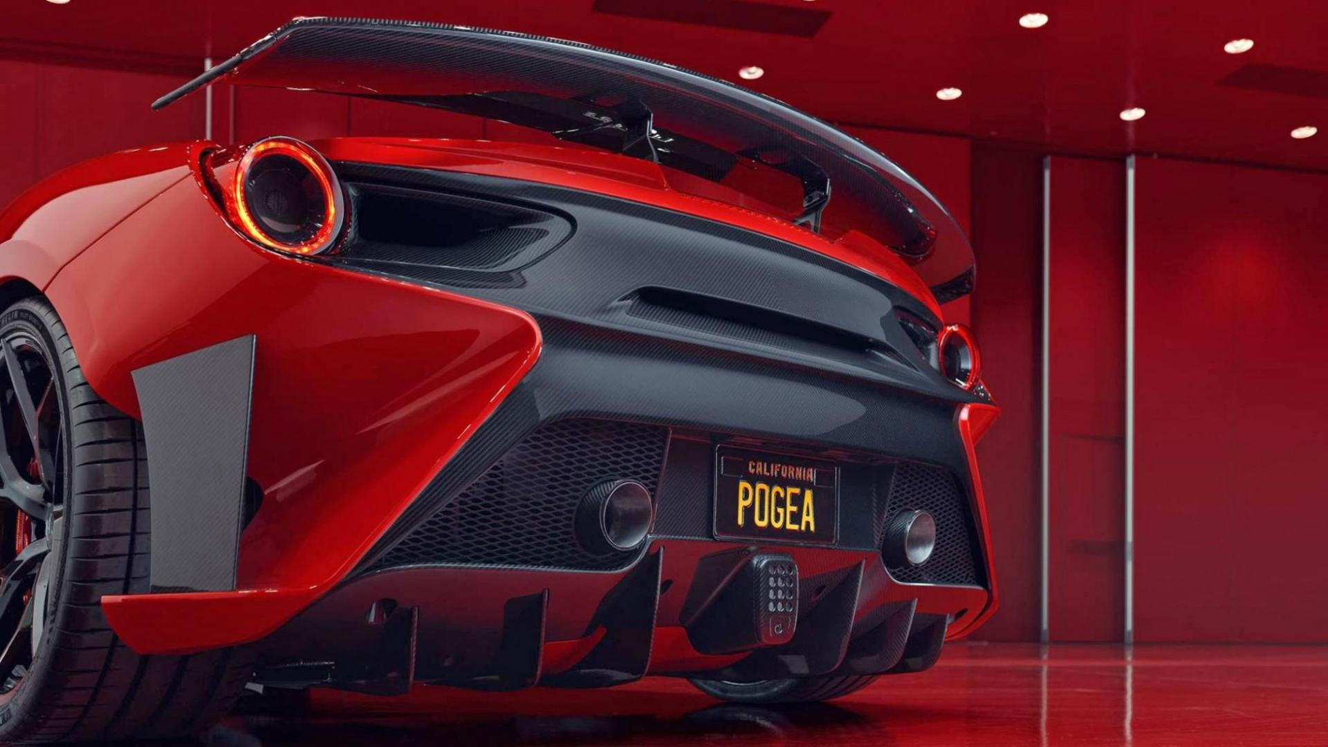 488 GTB FPlus Corsa