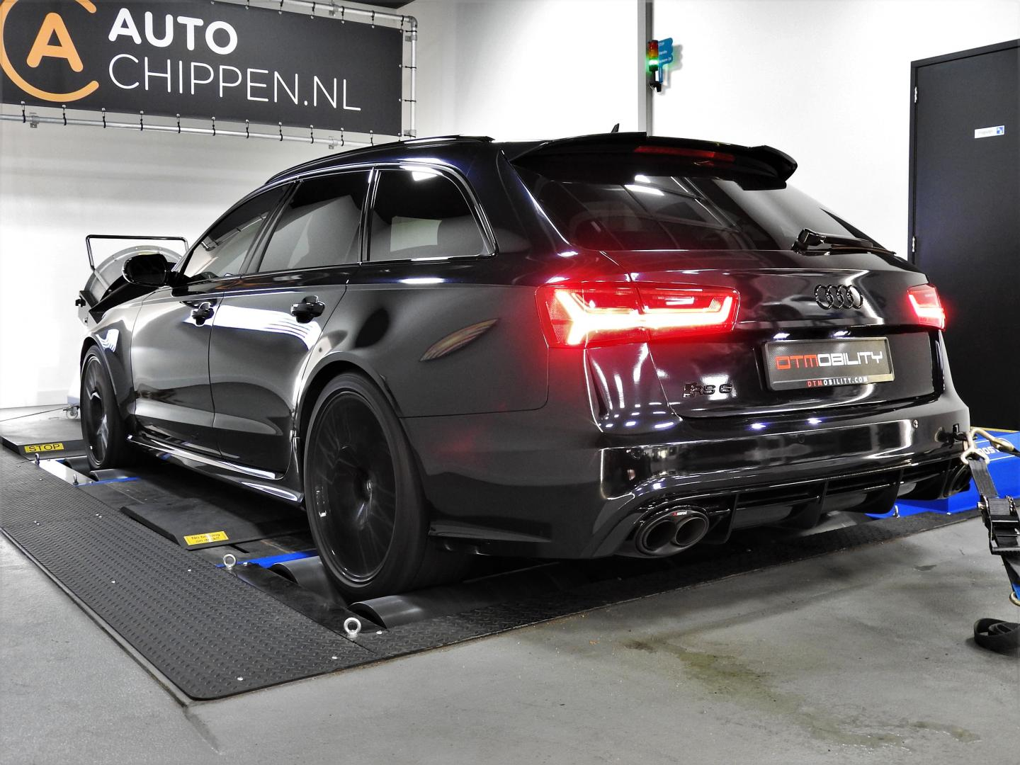 Audi RS6 DTMobility