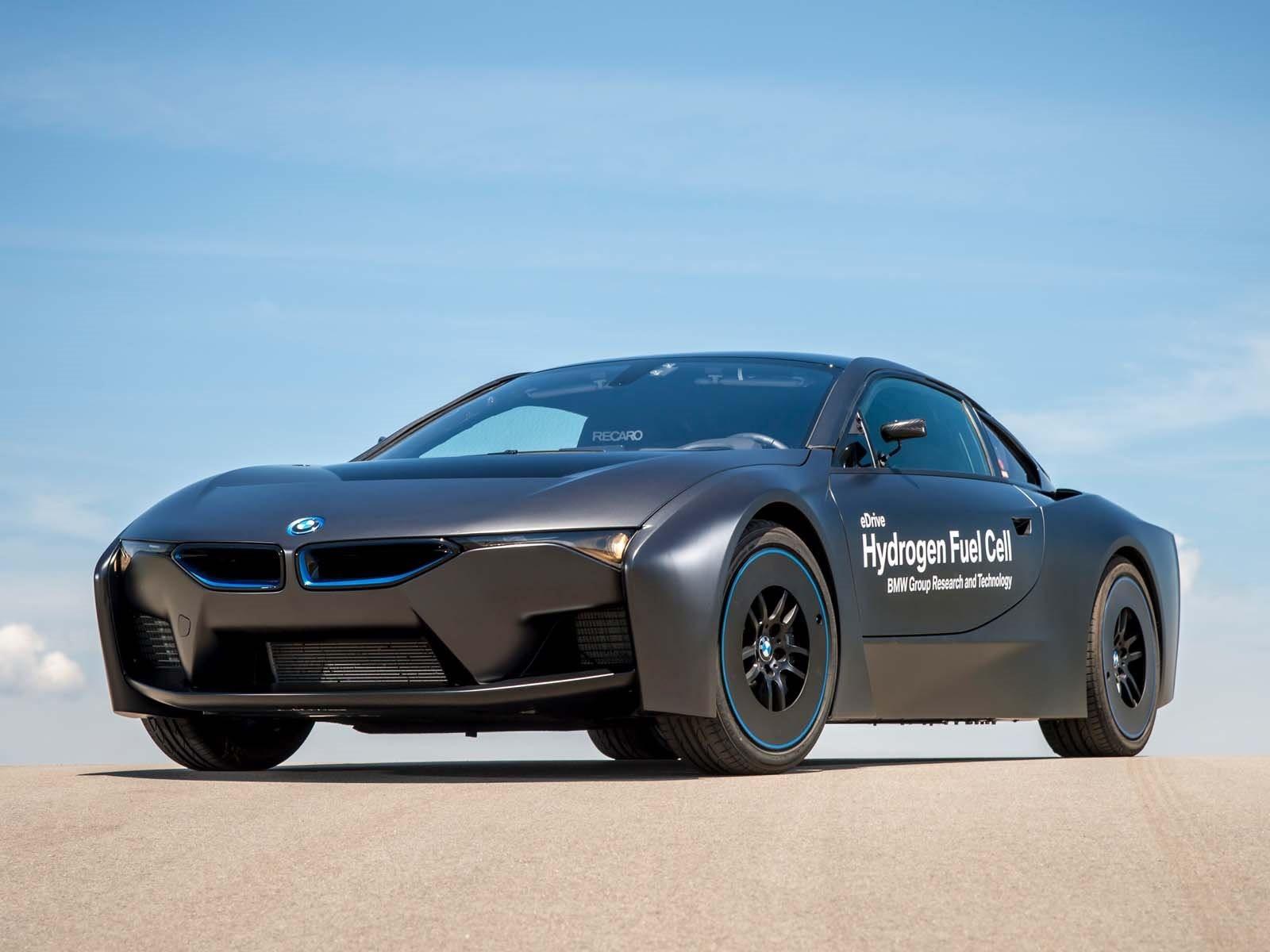 BMW Waterstof