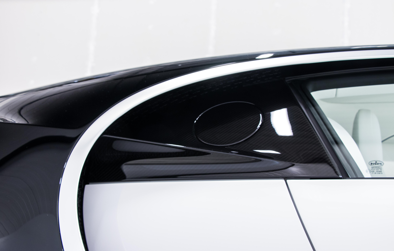 Bugatti Chiron Christijan Albers