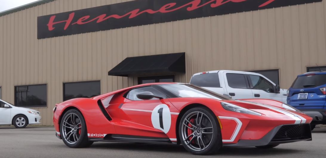 Ford GT Hennessey