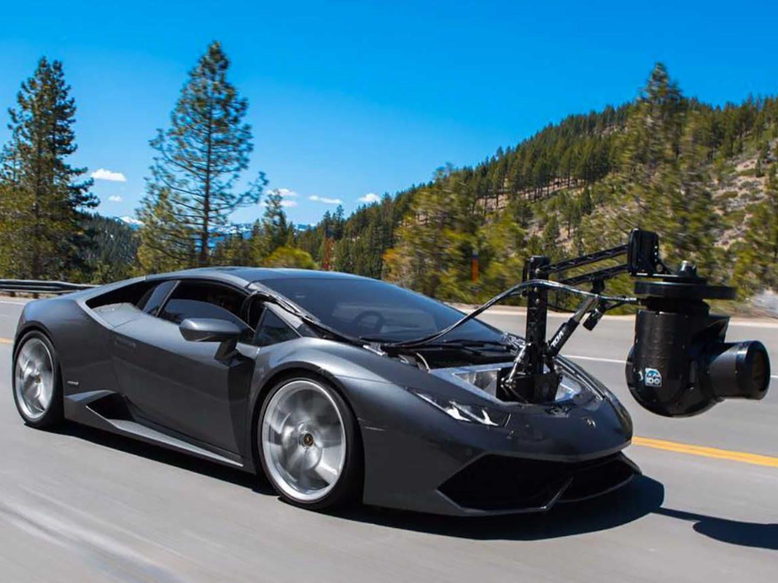 De Snelste Camera Auto Ter Wereld De Lamborghini Huracan