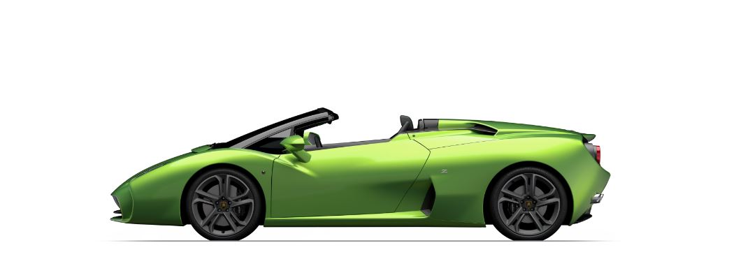 Lamborghini L595 Roadster Zagato