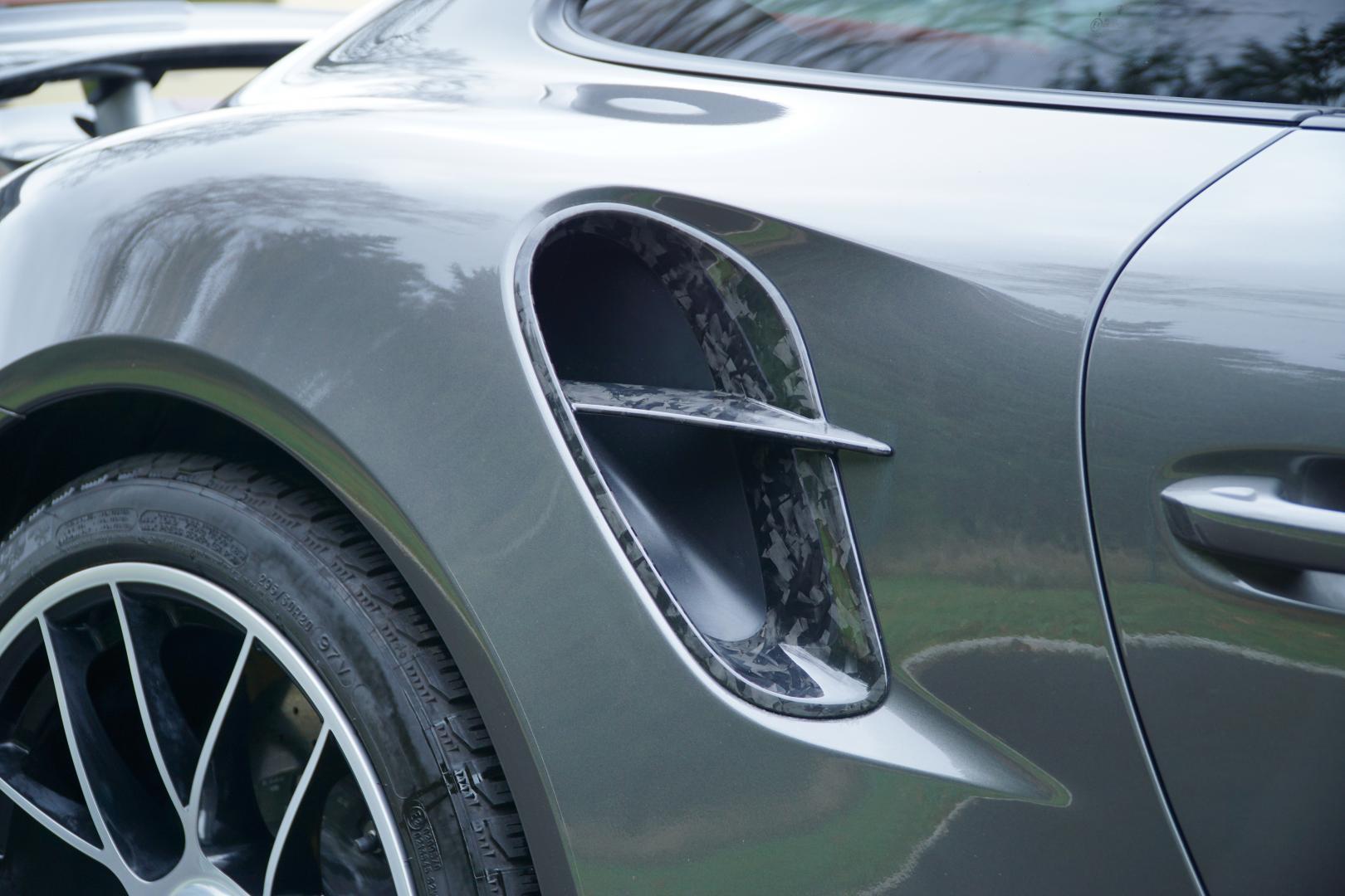 Mansory Turbo S