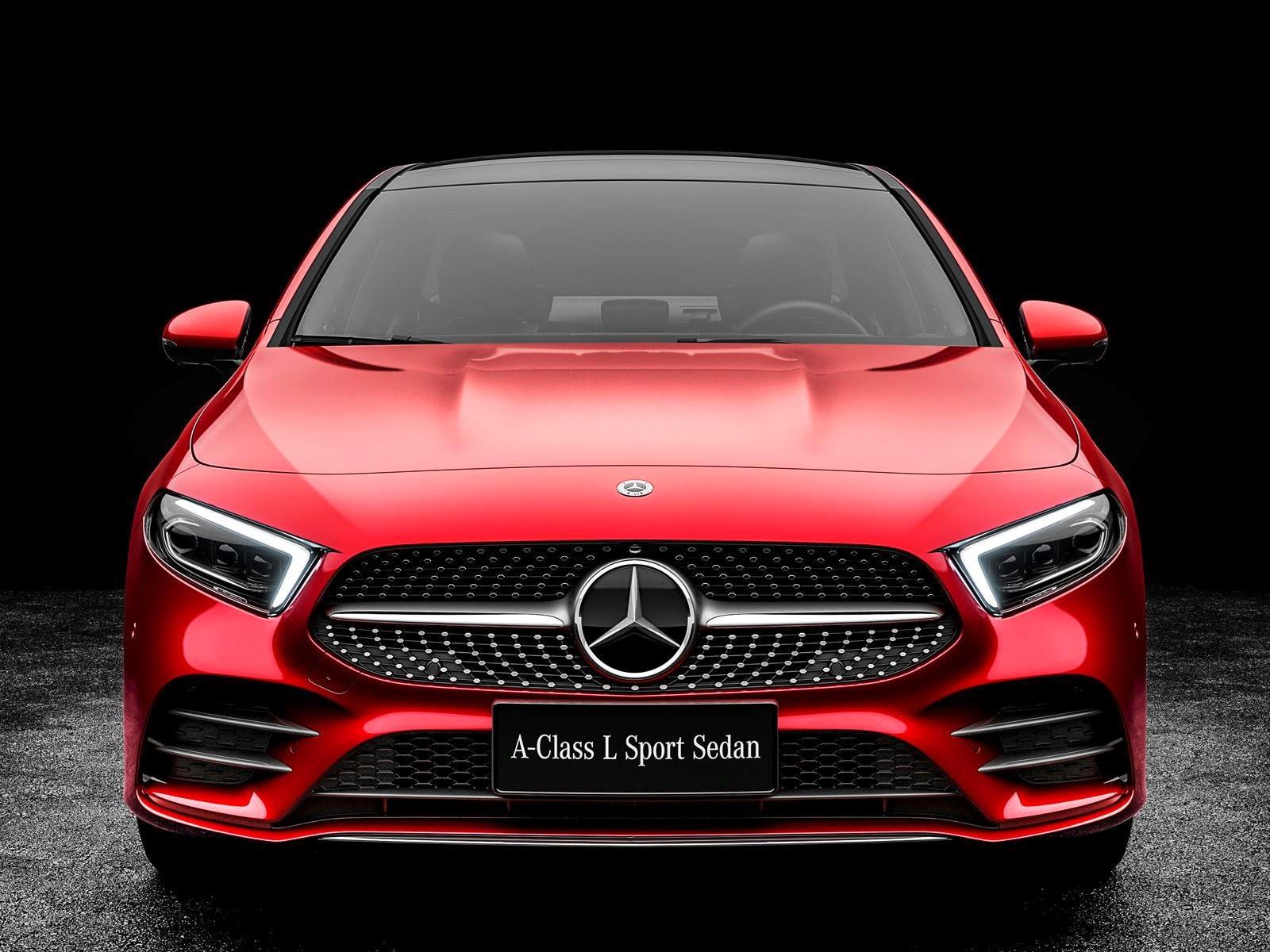 Mercedes A klasse Sedan