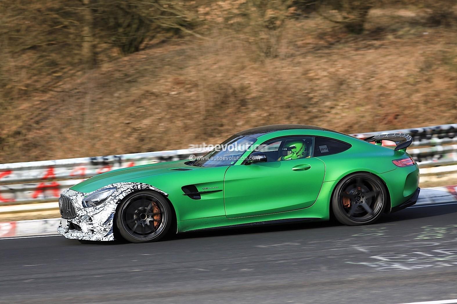 Mercedes AMG GT R Clubsport