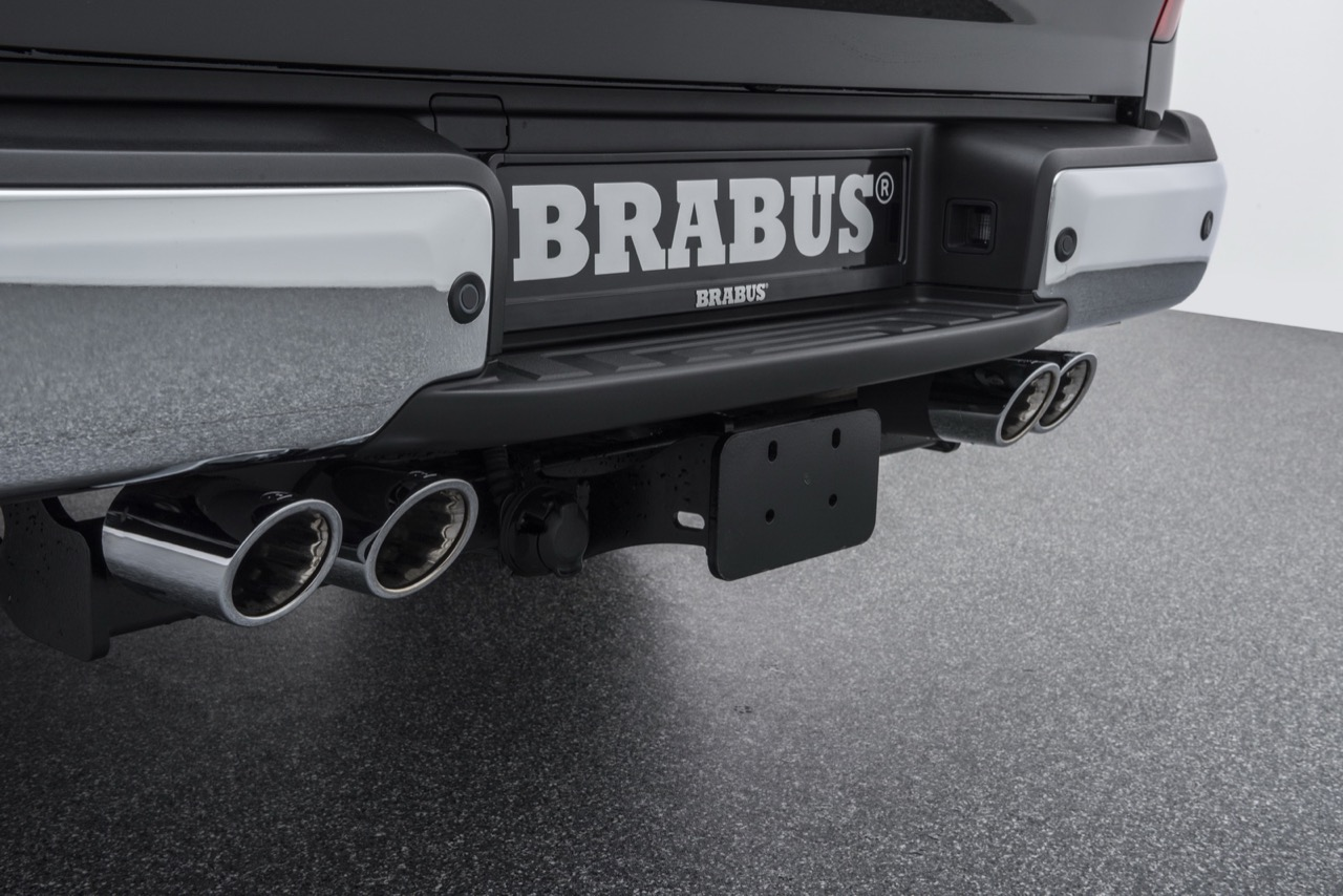 BRABUS Mercedes X-Klasse