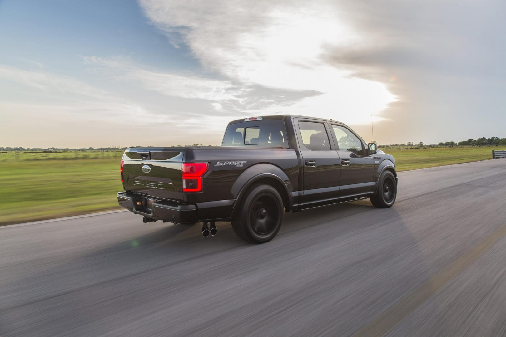 Ford F150 Sport Truck Hennessey Performance