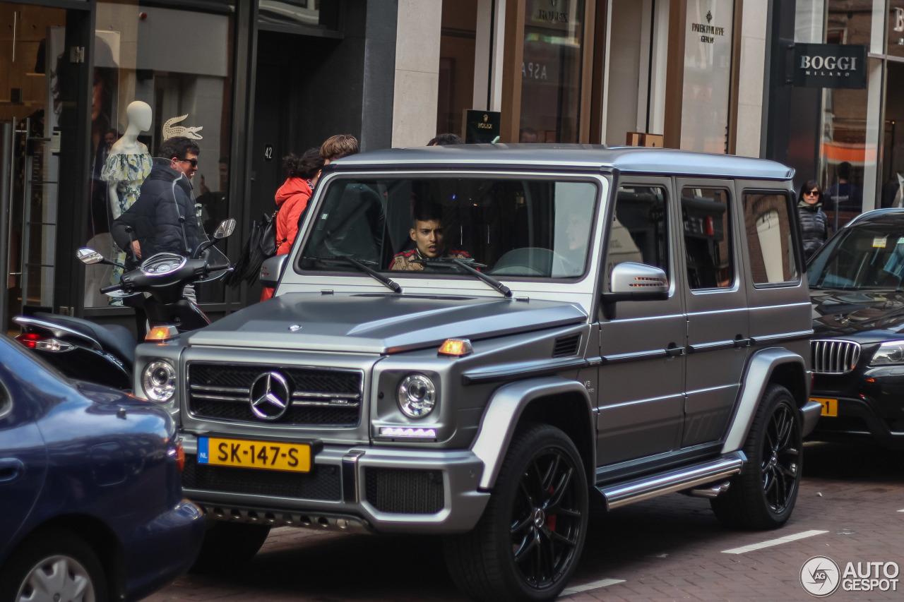 Lil Kleine Mercedes-AMG G63