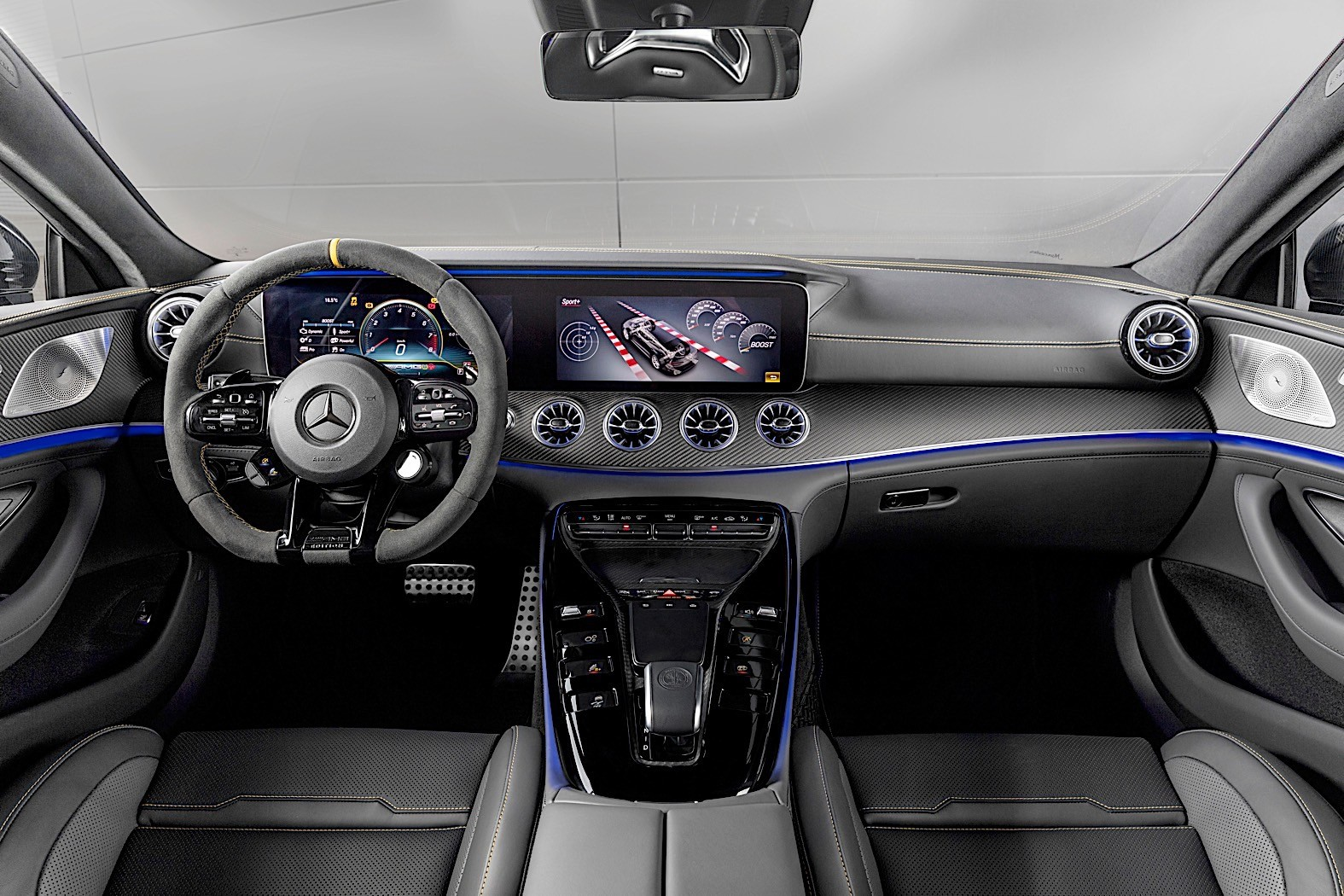 Mercedes AMG GT Edition 1