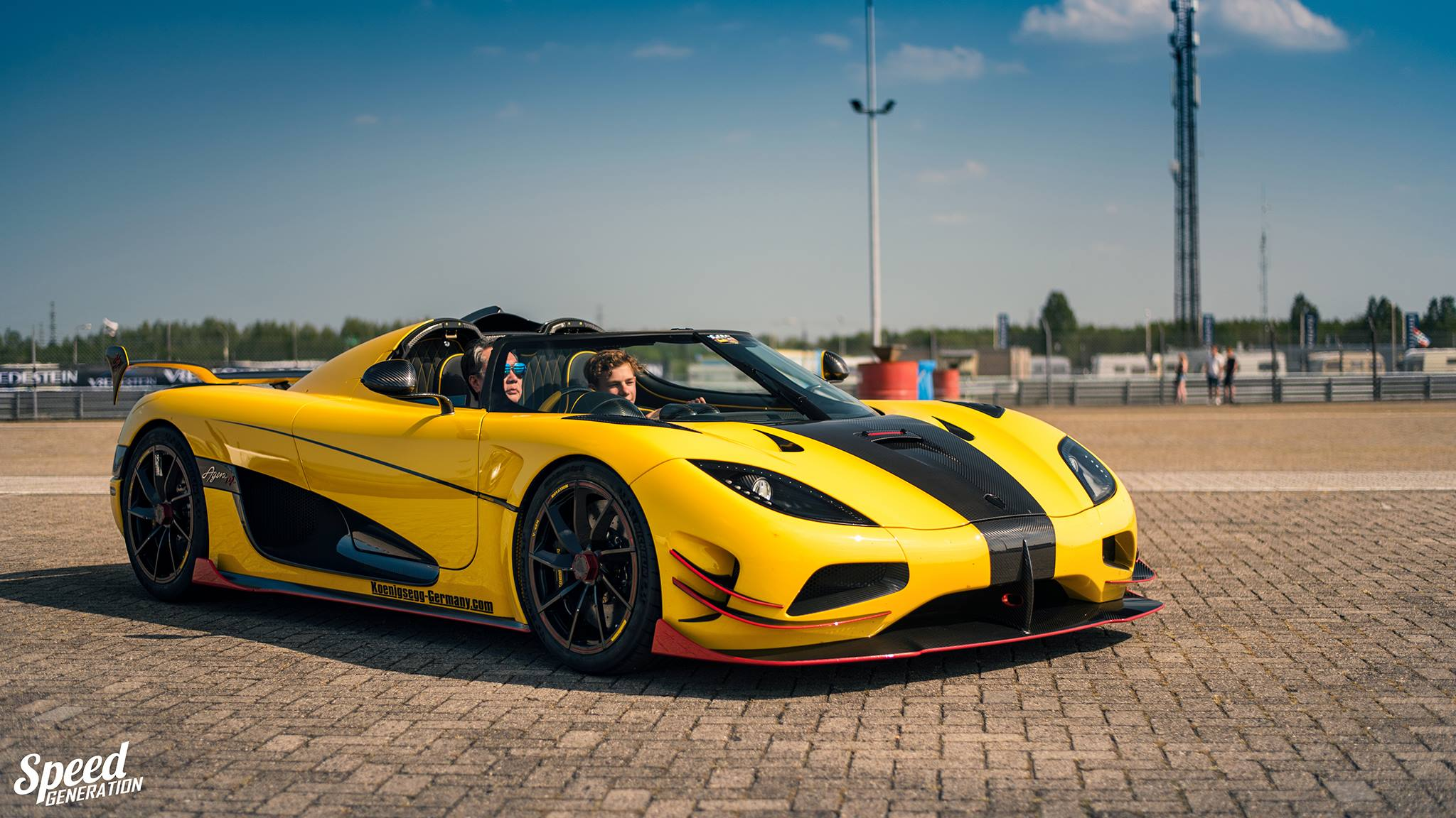 Super Car Sunday Assen 2018