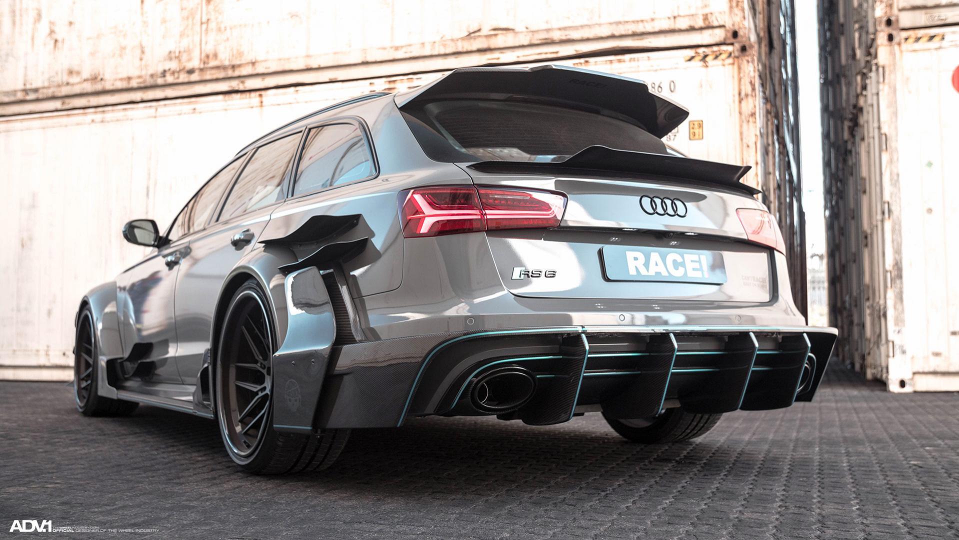 Audi RS6 DTM