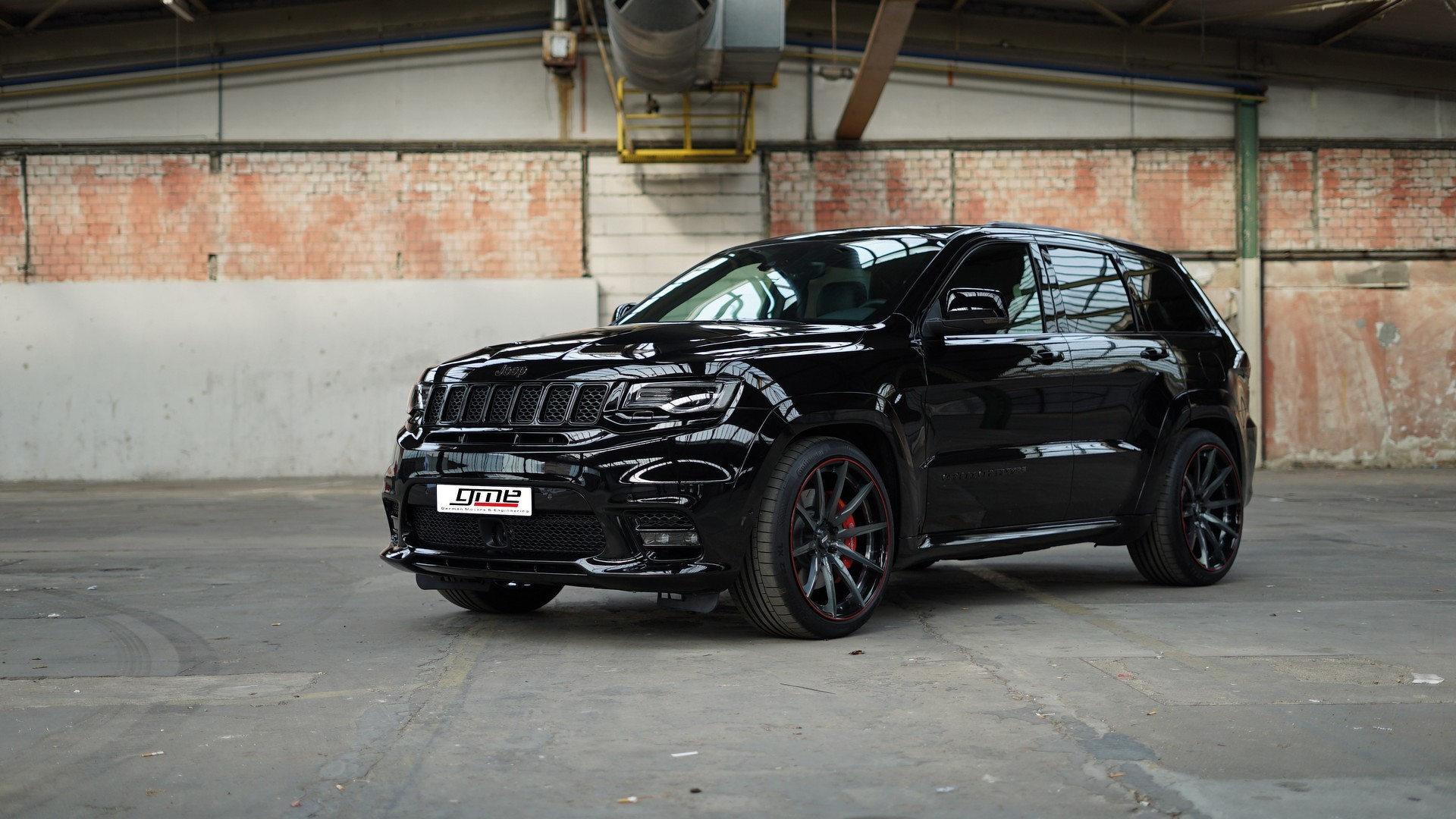 Jeep Grand Cherokee SRT GME