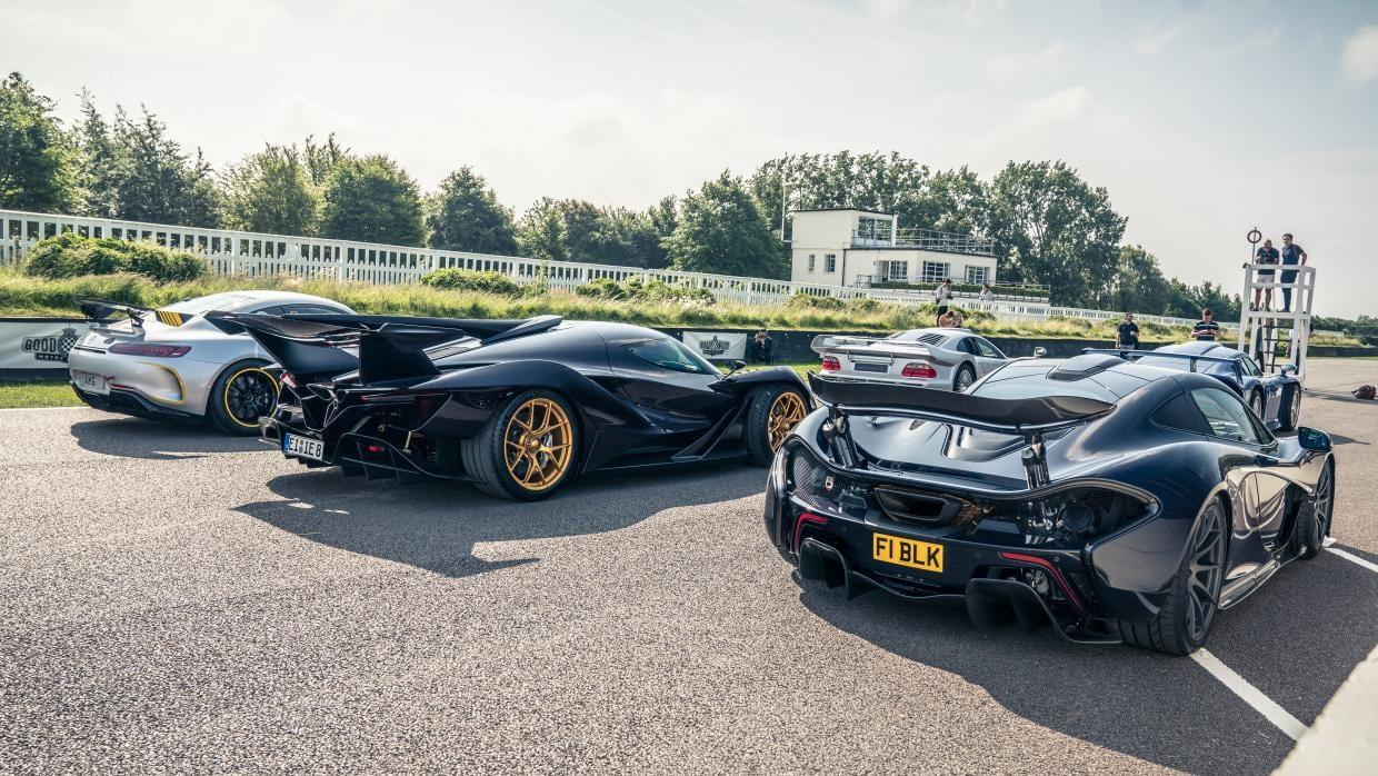 Supercar Owners Circle