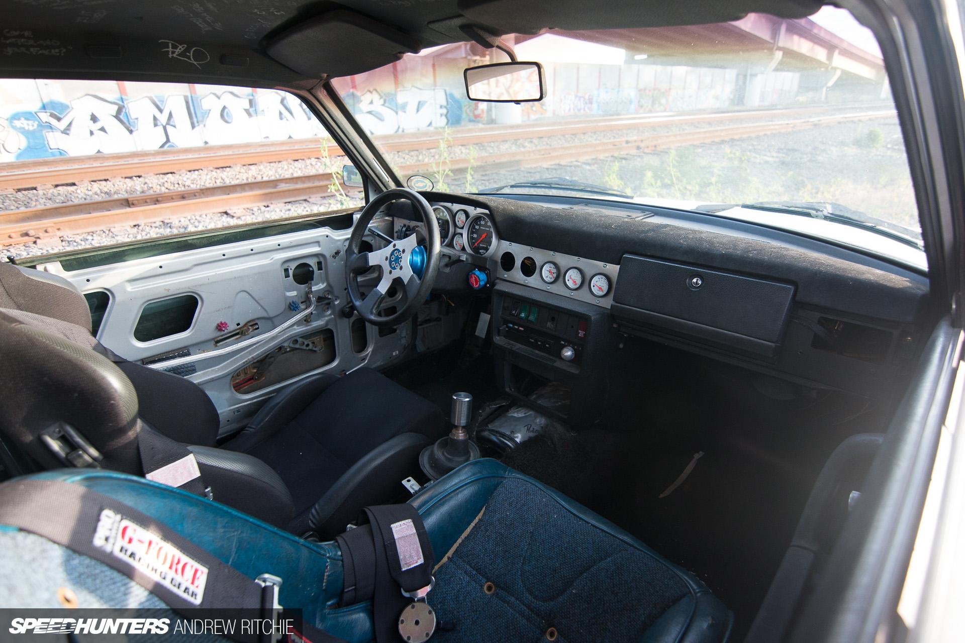 Volvo V8 Mustang