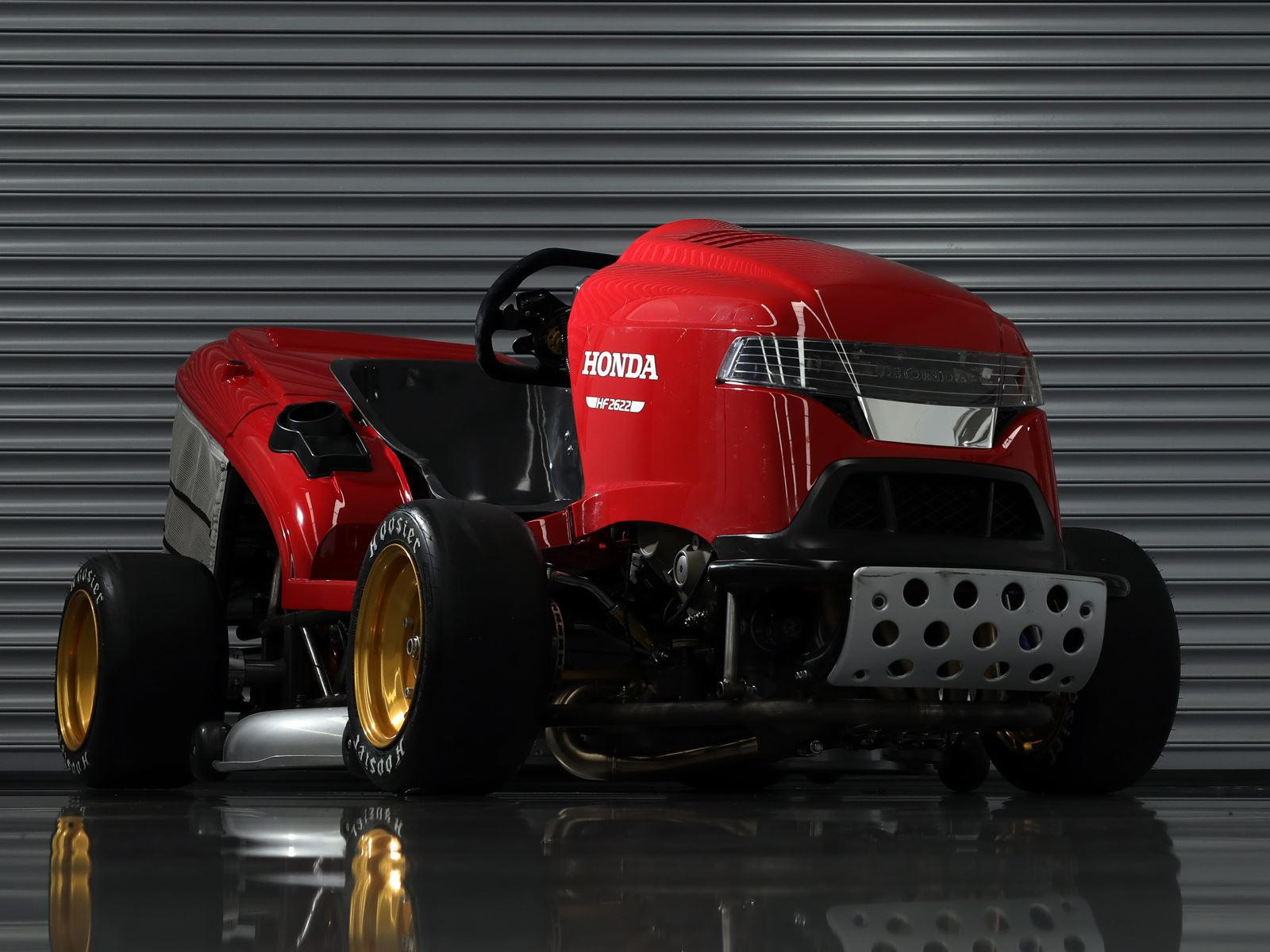 Honda grasmaaier
