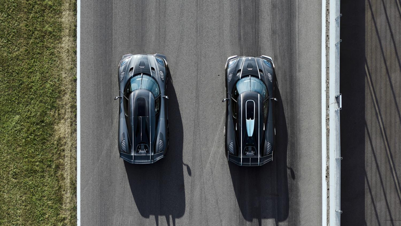 Koenigsegg Agera RS Vader Thor