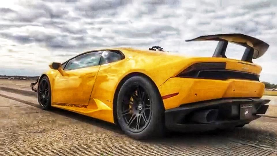 Lamborghini Huracan Underground Racing