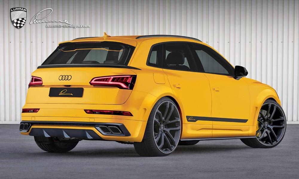 Lumma CLR 5S Audi SQ5