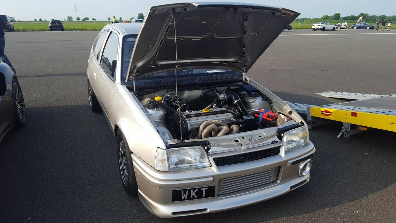 Opel Kadett 4x4