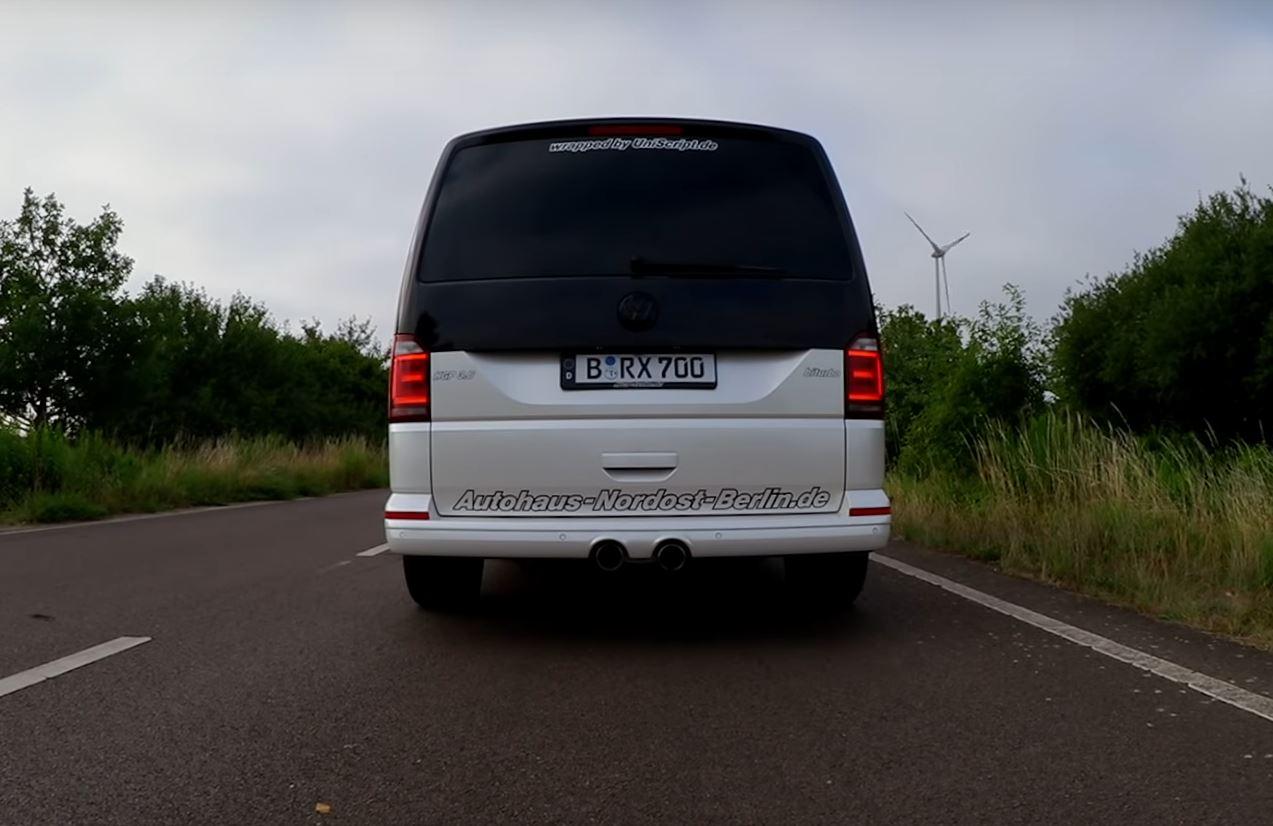 700 pk VW Transporter HGP