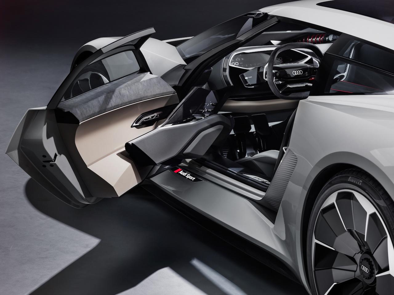 Dit is de 775 pk sterke Audi PB18! | Hartvoorautos.nl