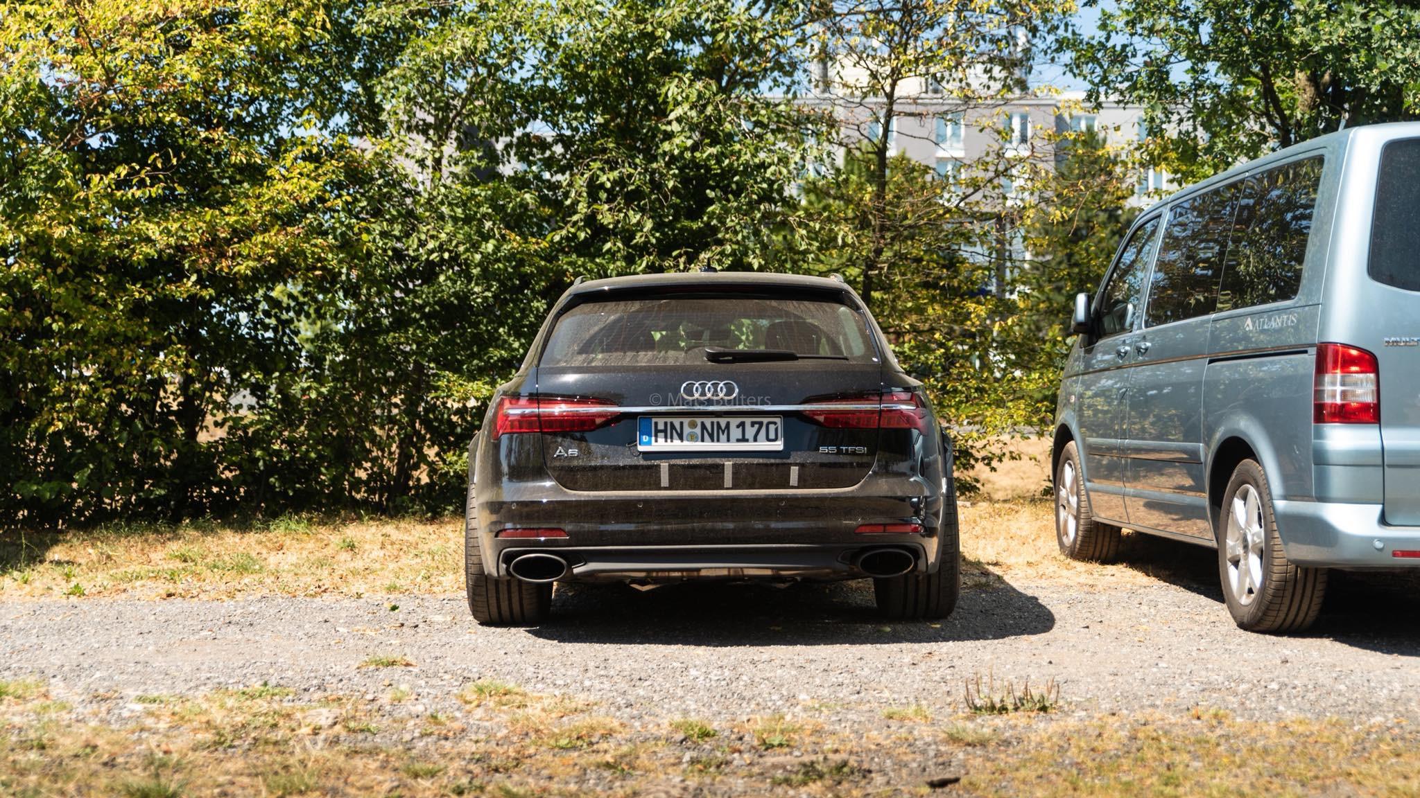 Audi RS6 2019
