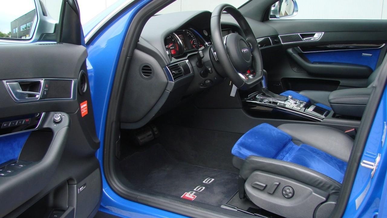 Audi RS6 Plus Sedan