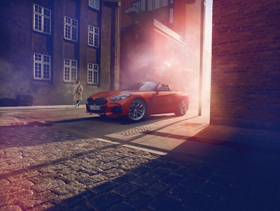 BMW Z4 M40i First Edition