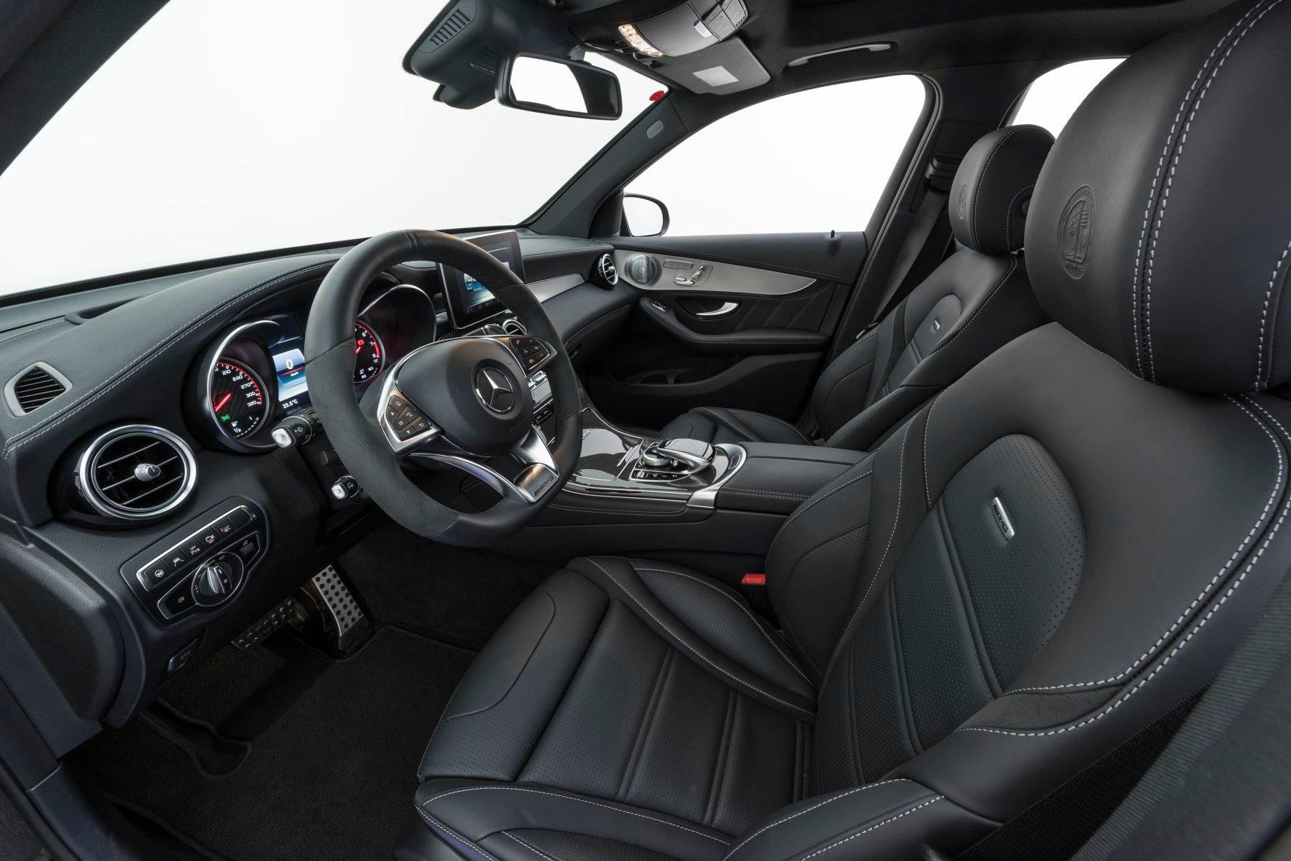 Mercedes-AMG GLC 63 S BRABUS 600