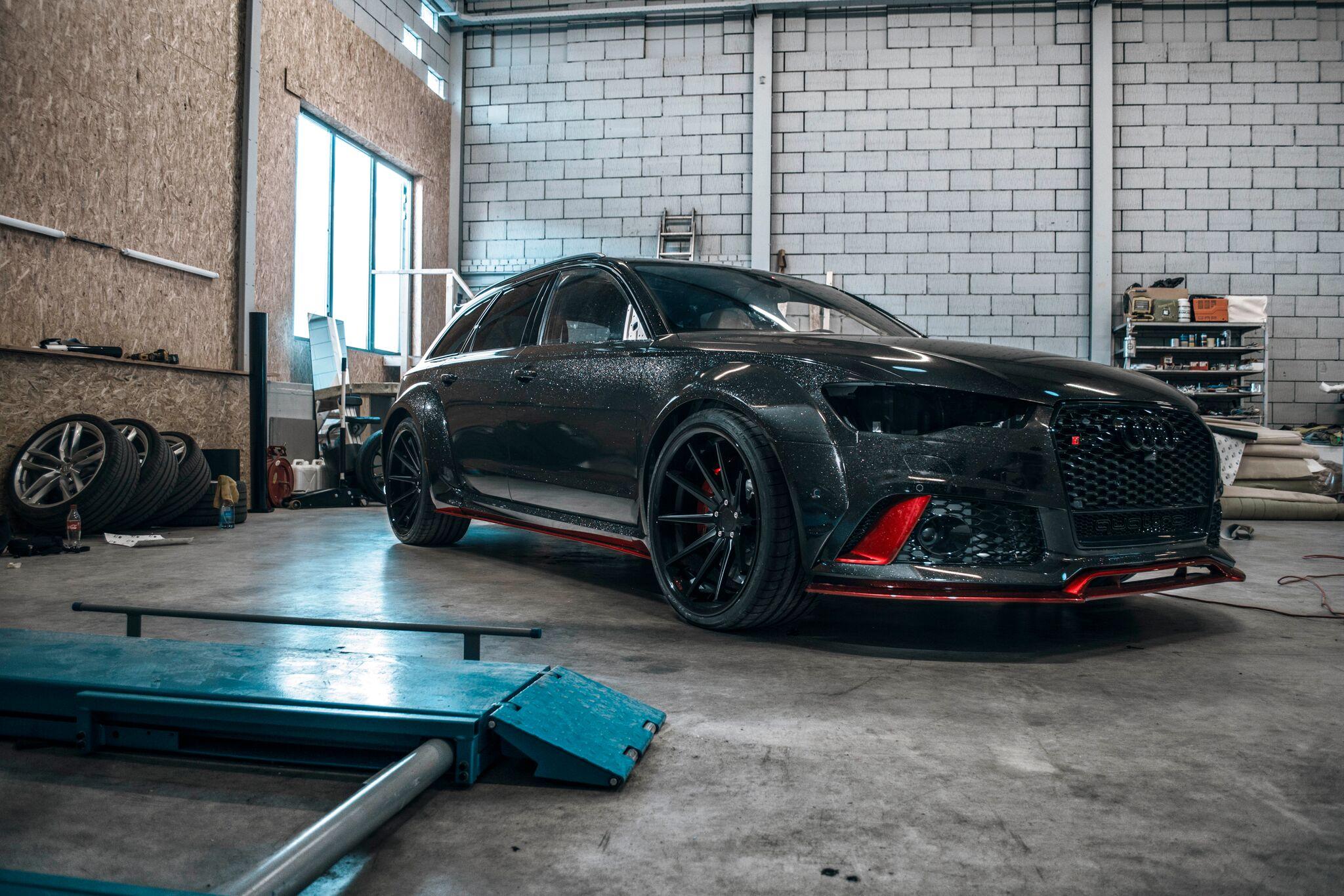Rapper Boef krijgt Audi RS6 niet verzekerd