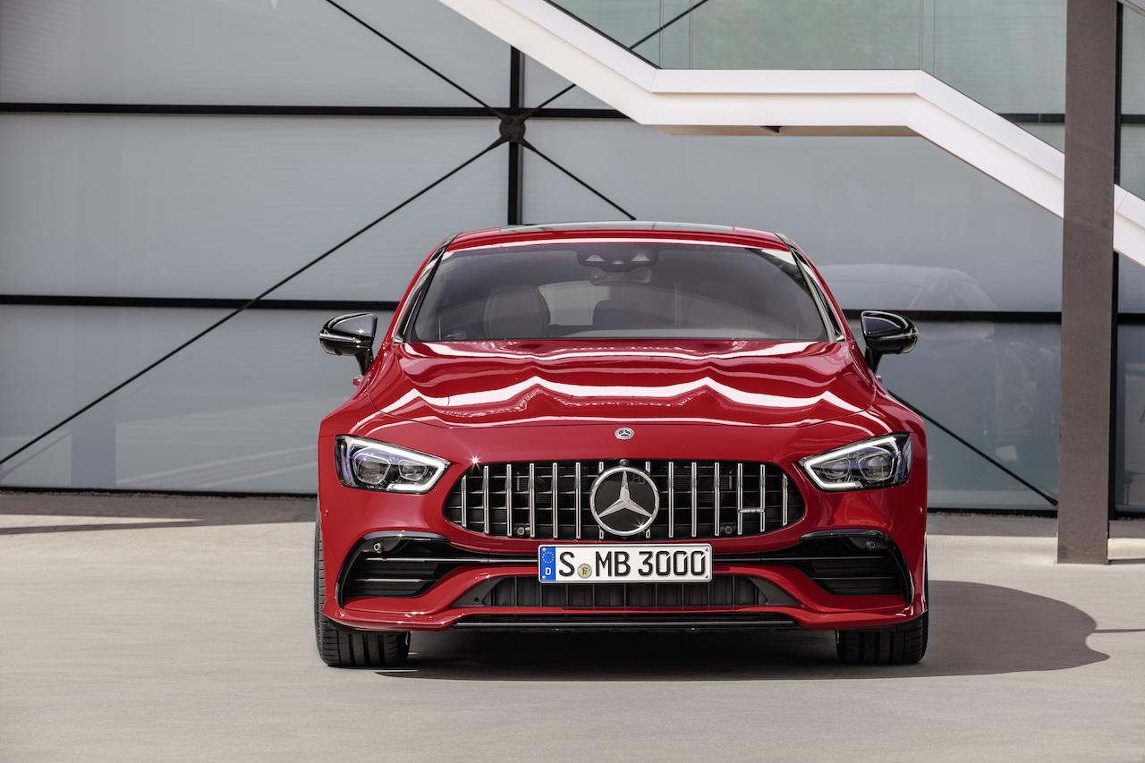 Mercedes-AMG GT 43
